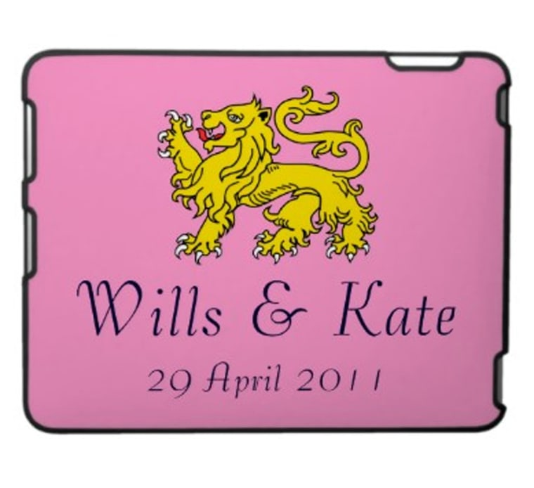 Wills and Kate Royal Wedding iPad Case (Hot Pink)In stock! Out of stock  Quantity:   case. .Only  in bulk! As low as  on a   Add to basket £39.35 £39.35