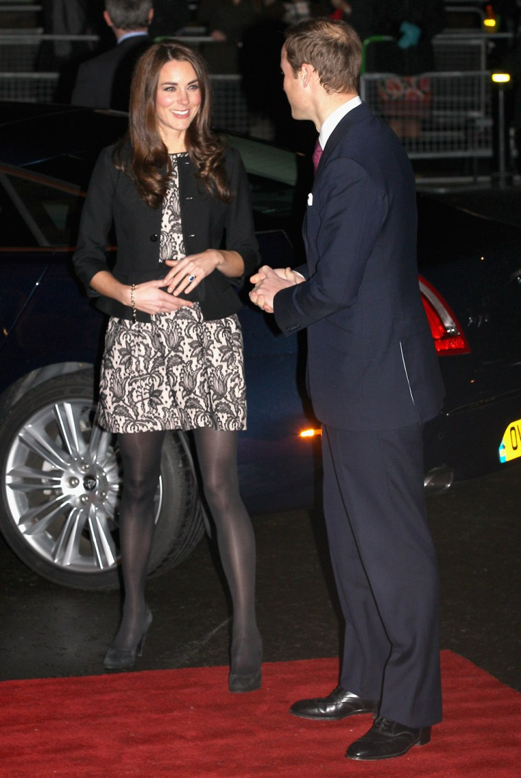 Image: Members Of The Royal Family Attend The In Support Of Young People Concert