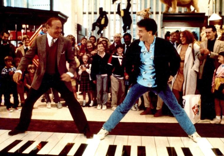 "Tom Hanks star in the 1988 comedy ""Big."""