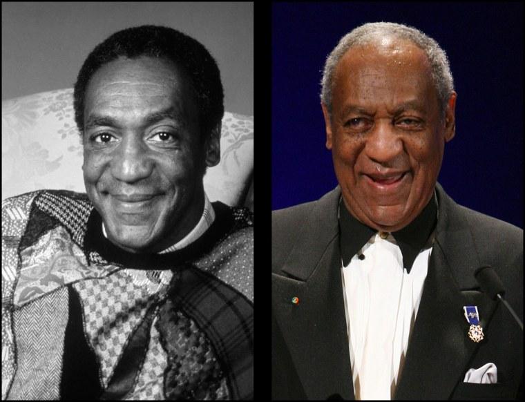 "Bill Cosby as Heathcliff ""Cliff"" Huxtable"