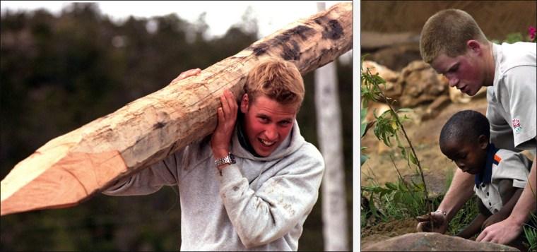 Prince William Celebrates His 21st Birthday