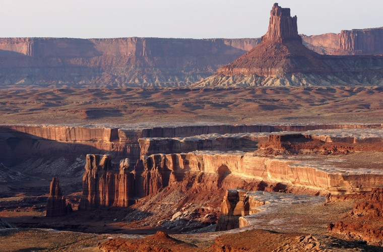 Image: The White Rim Trail