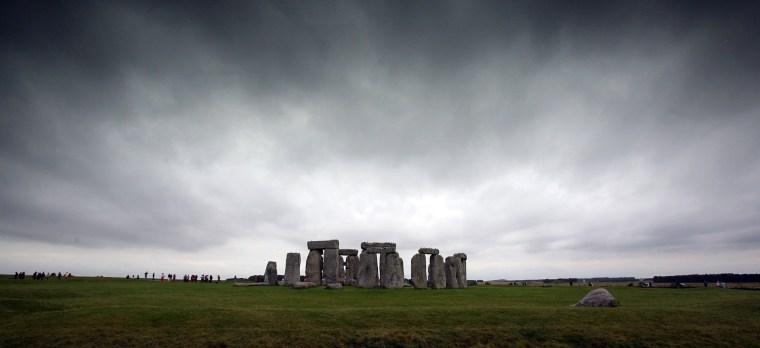 Proposals To Improve Stonehenge Unveiled
