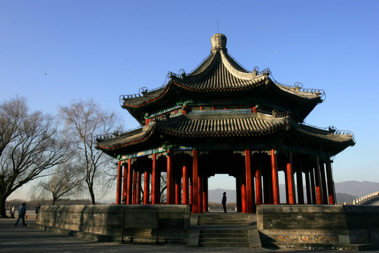 Cityscapes Of Beijing - The Summer Palace