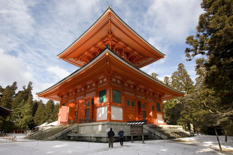 Koya-san World Heritage Site