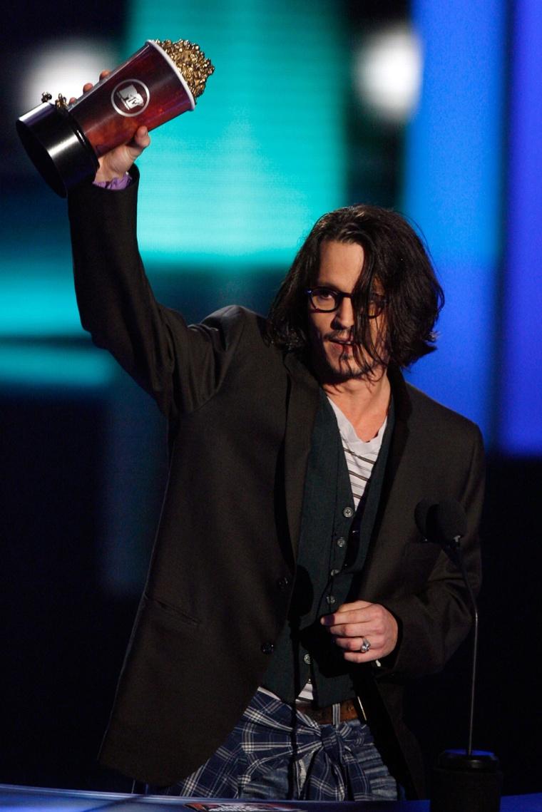 2007 MTV Movie Awards - Show