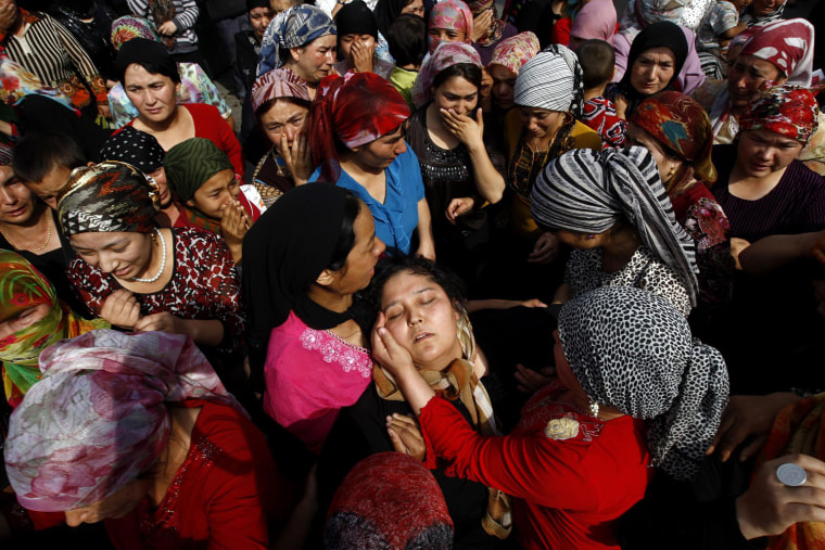 Image: civil unrest