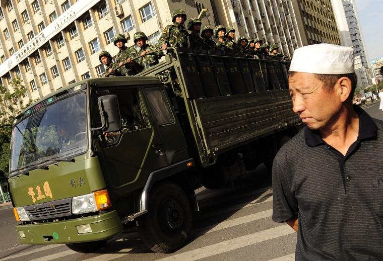 Image:An Ethnic Uygur man