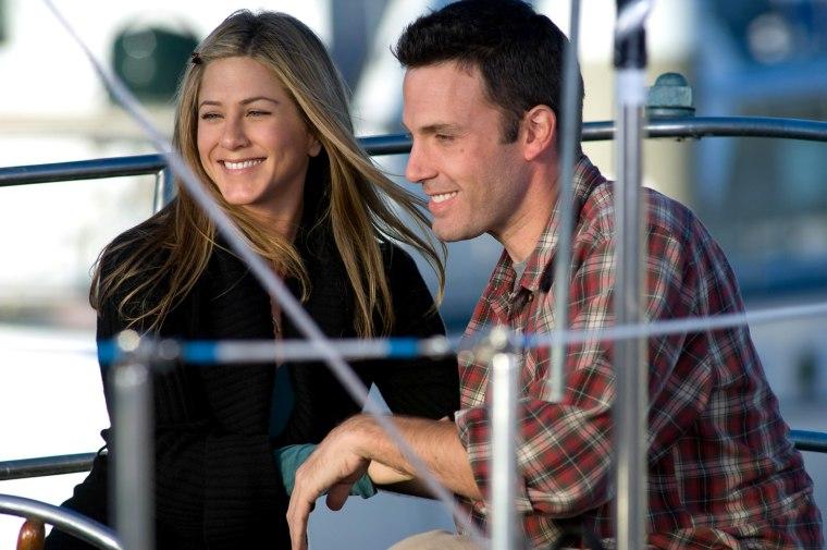 Image: Jennifer Aniston, Ben Affleck