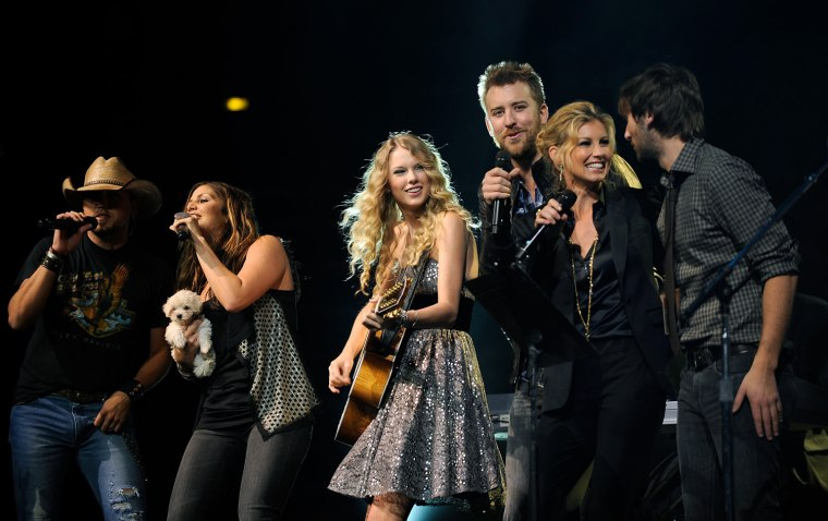 "Image: ""We're All For The Hall"" Concert for Country Music Hall of Fame - Show"
