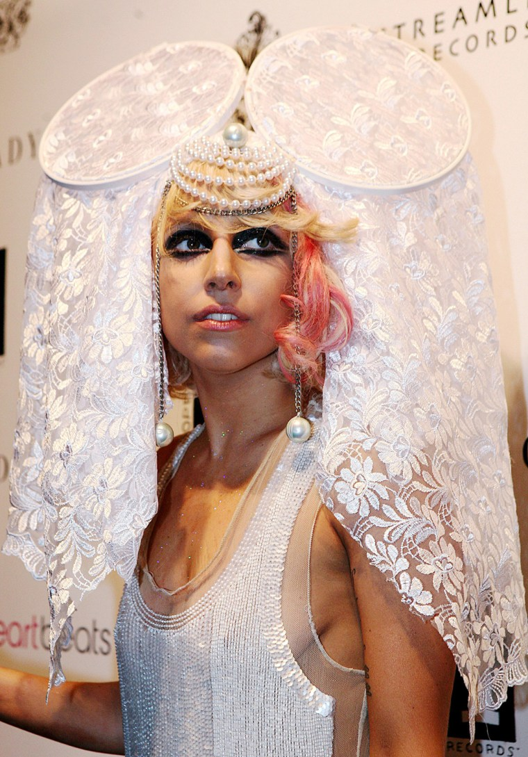 Image: Lady Gaga's VMA After Party
