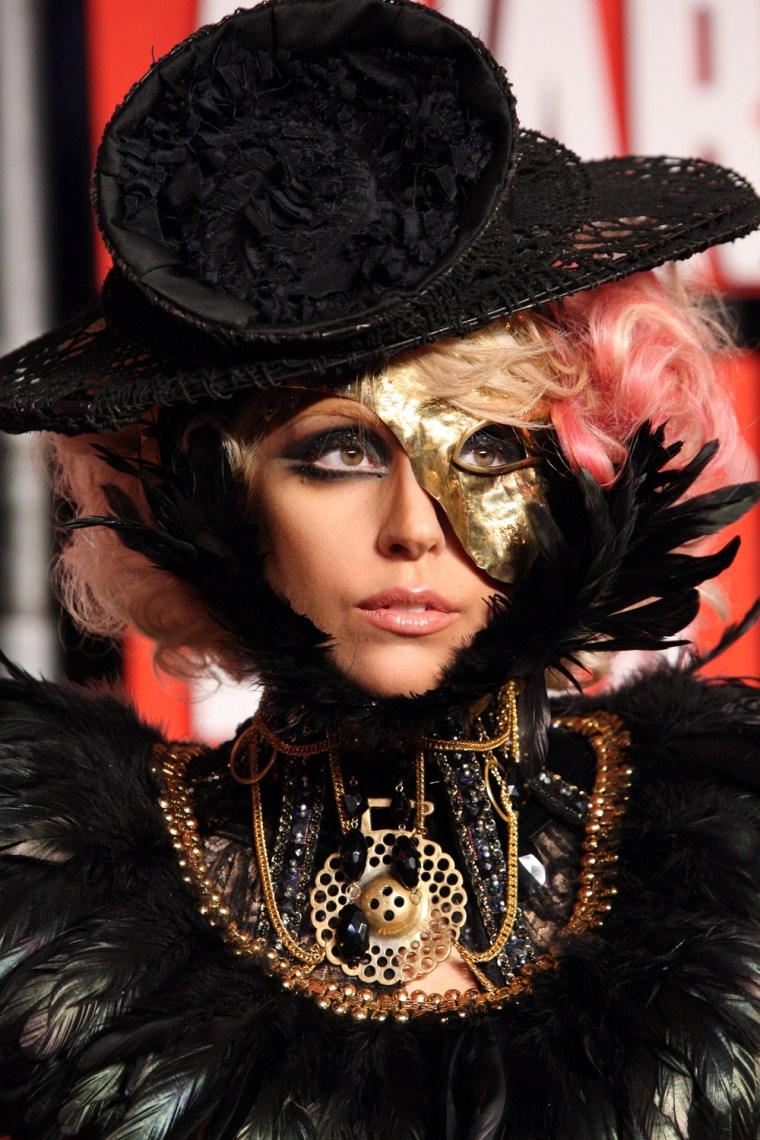 Image: 2009 MTV Video Music Awards - Arrivals