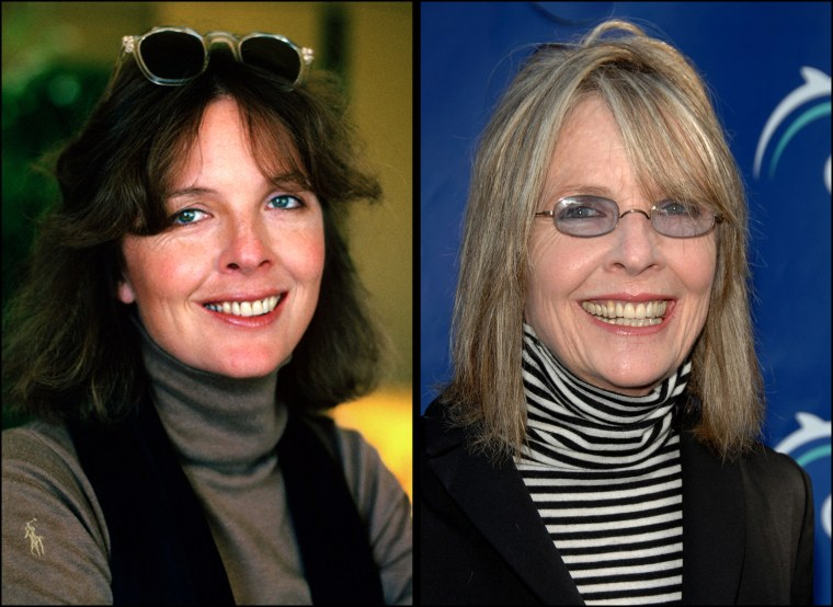 ca. 1979 --- Diane Keaton   Diane Keaton attends the annual SeaChange Summer Party to benefit Oceana at the Cahill Estate on July 18, 2008 in Laguna Beach, Calfornia.