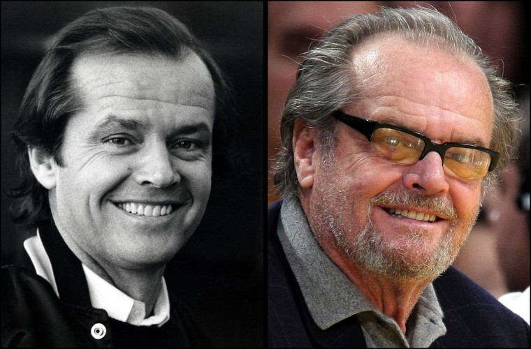 Jack Nicholson and Warren Beatty Sighting at Dulles International Airport - January 19, 1977  Jack Nicholson (L) and Raymond Nicholson (R)  attend the Los Angeles Lakers vs San Antonio Spurs game at the Staples Center on January 25, 2009 in Los Angeles, California.