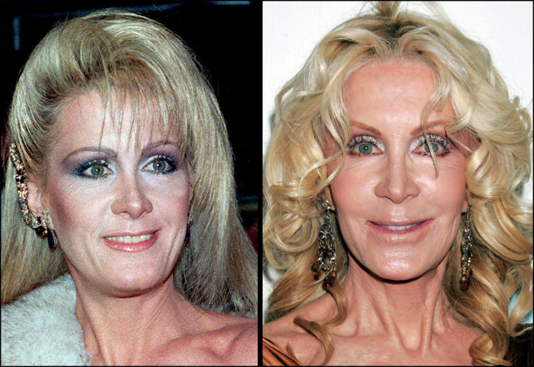 Joan Van Ark 1987  Actress Joan Van Ark arrives at Children Uniting Nations' 9th annual awards celebration and viewing dinner held at the Beverly Hilton hotel on February 24, 2008 in Beverly Hills, California.