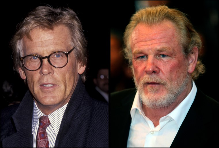 Nick Nolte, 1994  Actor Nick Nolte arrives for the  'Changeling' at the Palais des Festivals during the 61st International Cannes Film Festival on May 20, 2008 in Cannes, France.