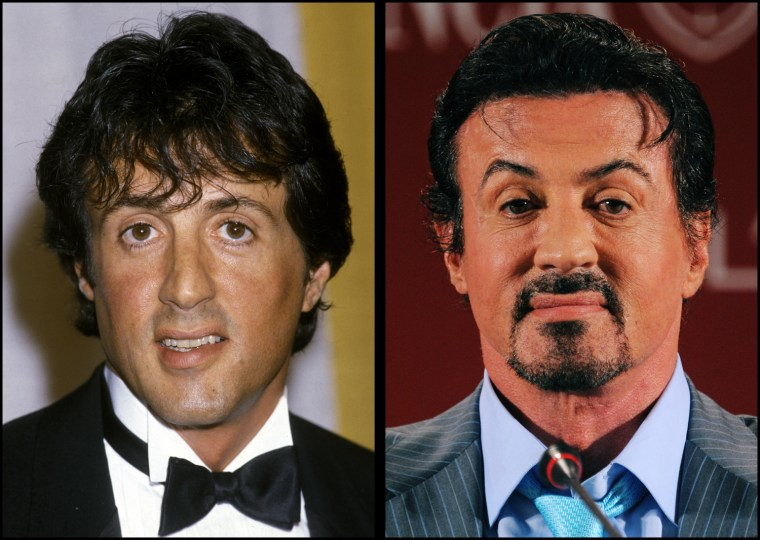 """Sylvester Stallone 10/23/1986   Sylvester Stallone  attends the """"Jaeger-LeCoultre Glory To The Filmmaker Award"""" press conference at the Palazzo del Casino during the 66th Venice Film Festival on September 12, 2009 in Venice, Italy."""