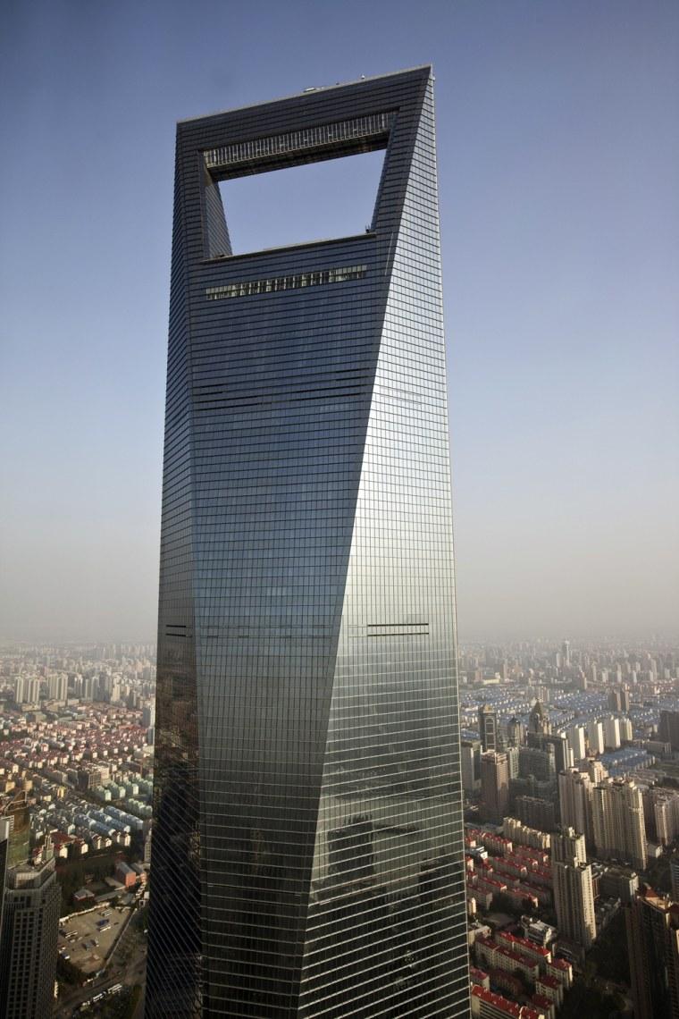 Image: China - Shanghai - World Financial Center