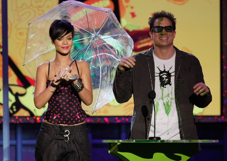 Nickelodeon's 2008 Kids' Choice Awards - Show