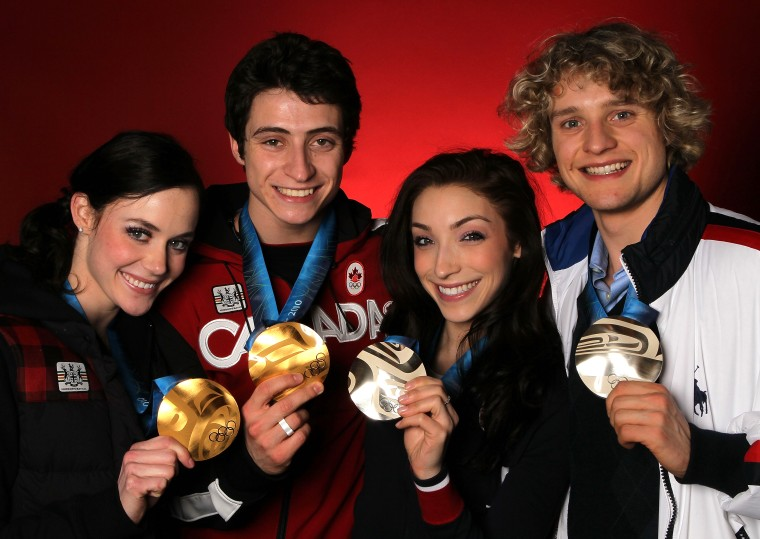 Image: The Today Show Gallery of Olympians