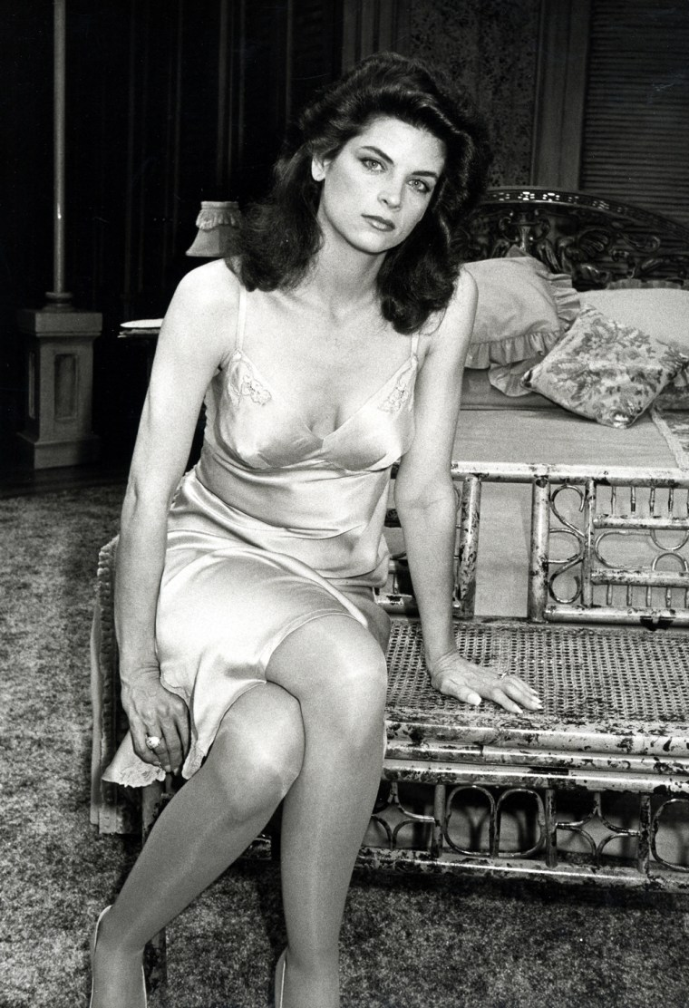 """On the Set of """"Cat On A Hot Tin Roof"""" - August 1, 1983"""