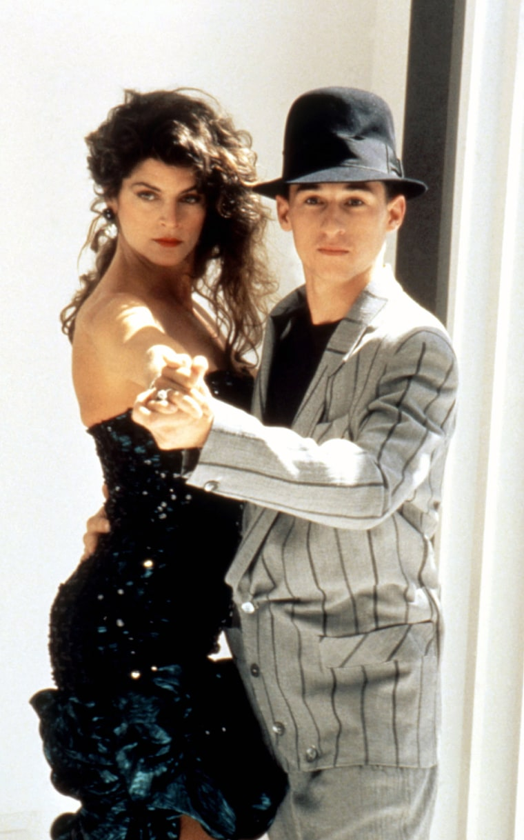 LOVERBOY, Kirstie Alley, Patrick Dempsey, 1989. © TriStar Pictures/ Courtesy: Everett Collection.