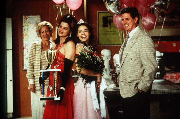 Mindy Sterling Kirstie Alley Denise Richards And Sam Mcmurray Star In The New Movie Drop De