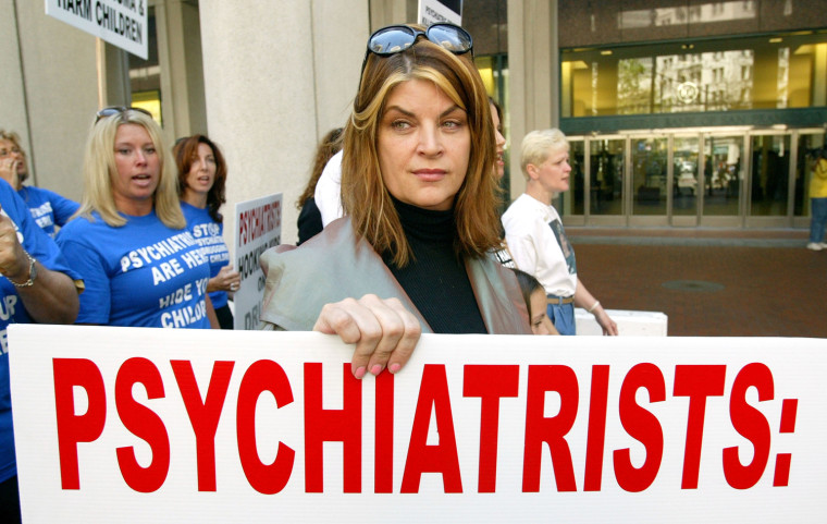 Celebrities Lead Protest At American Psychiatric Association Convention In San Francisco