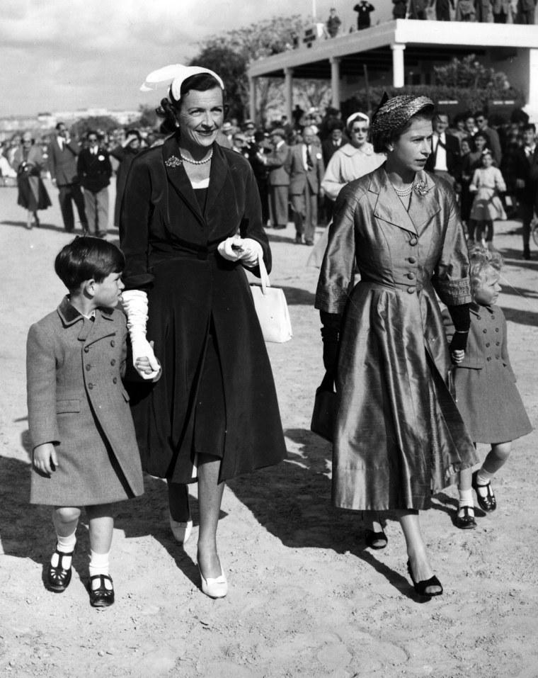 Image: Royals In Malta