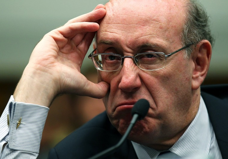Image: Feinberg Testifies At House Hearing On Justice For Gulf Oil Spill Victims