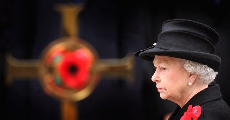 Remembrance Sunday - Cenotaph Service