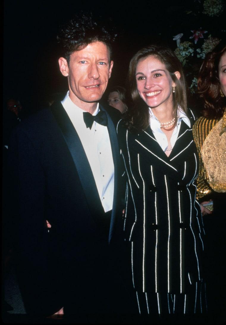 Julia Roberts;Lyle Lovett [& Wife]