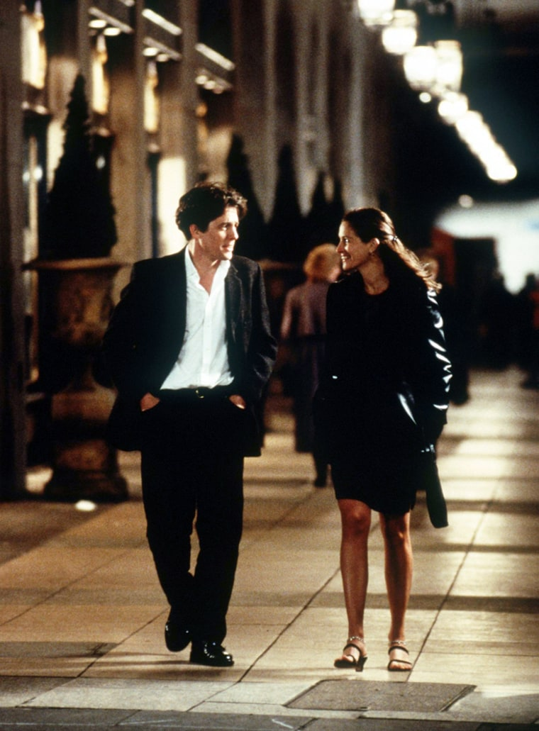 Julia Roberts And Hugh Grant Star In The Premiere Of Notting Hill Photo Universal Studios