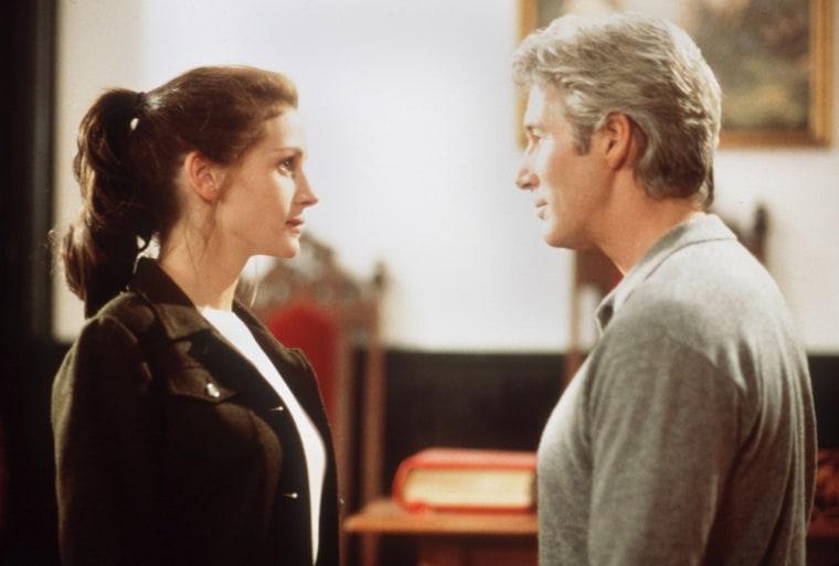 Julia Roberts (As Maggie Carpenter Aka The Runaway Bride And Richard Gere (As Journali