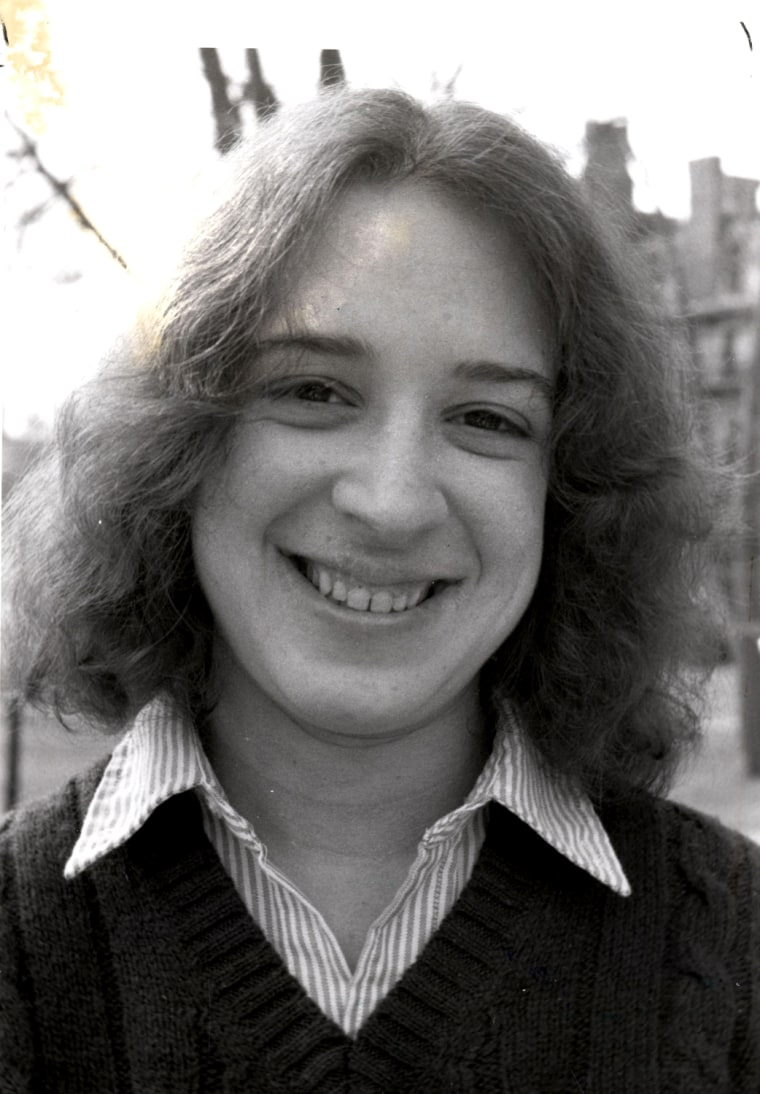 Princeton alumna Elena Kagan '81 in an udated photo, Princeton Alumni Weekly announcement of Sachs Scholar.