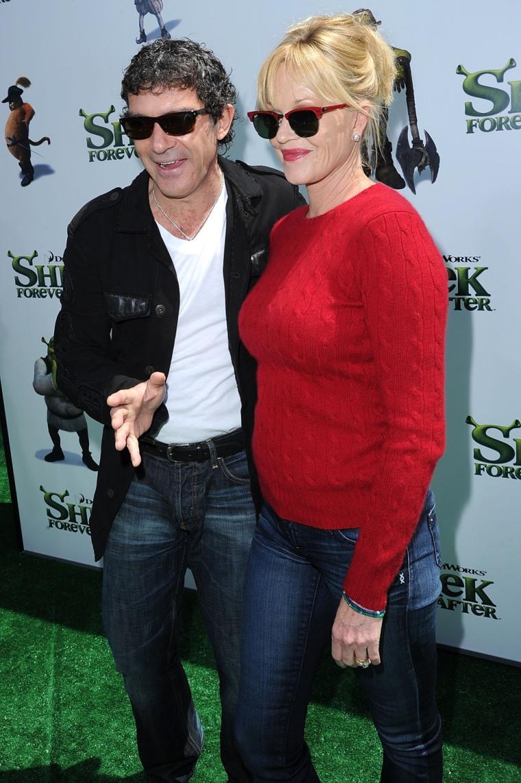 """Image: Premiere Of DreamWorks Animation's \""""Shrek Forever After\"""" - Arrivals"""