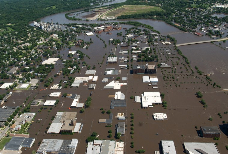 Iowa Faces Next Round Of Flooding