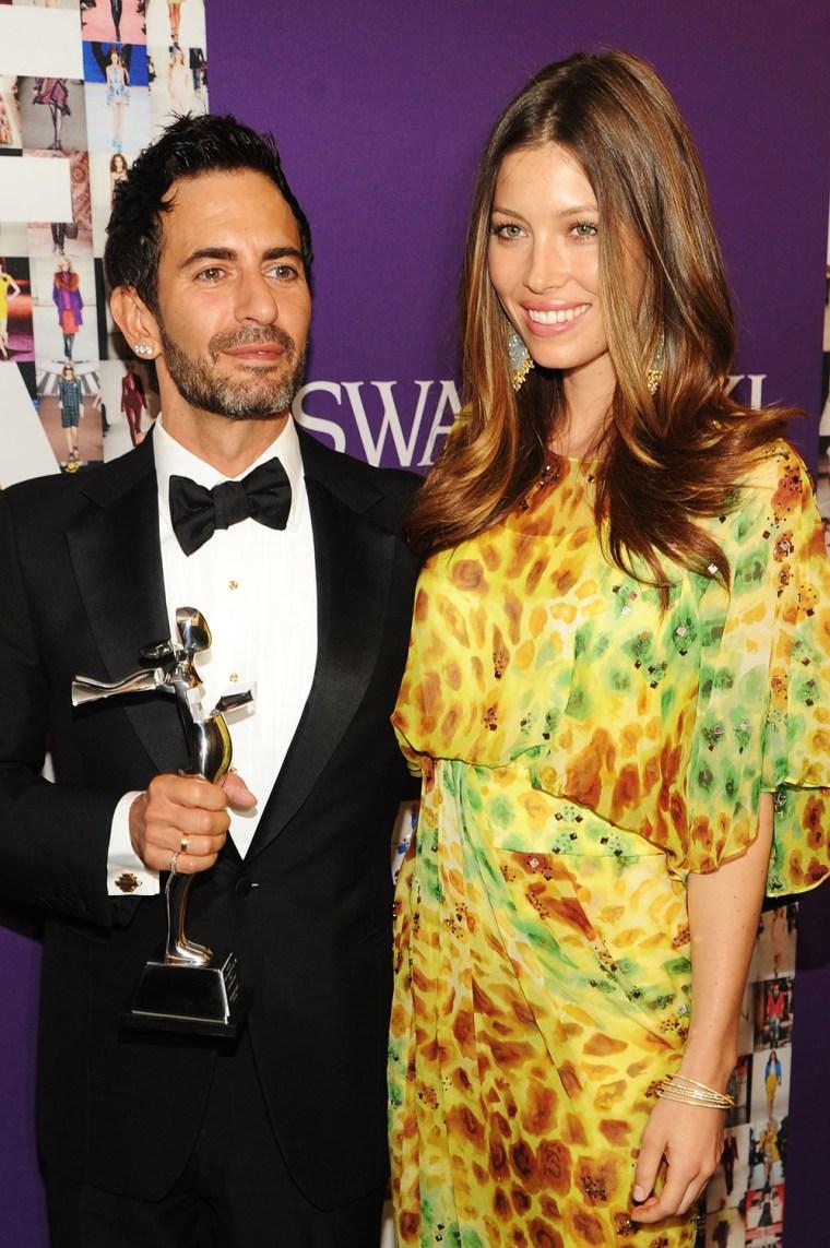 Image: 2010 CFDA Fashion Awards - Winner's Walk