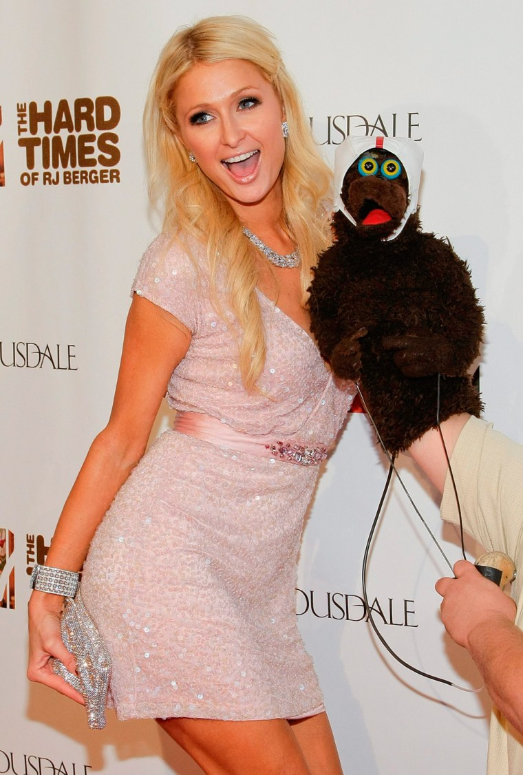 """Image: Launch Party For MTV's """"The Hard Times Of RJ Berger"""" & """"Warren The Ape"""""""