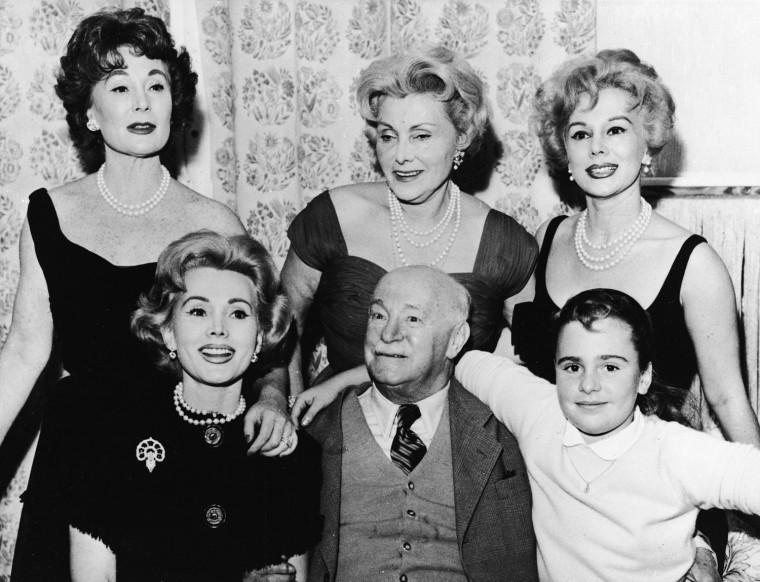 The Gabor Family Portrait