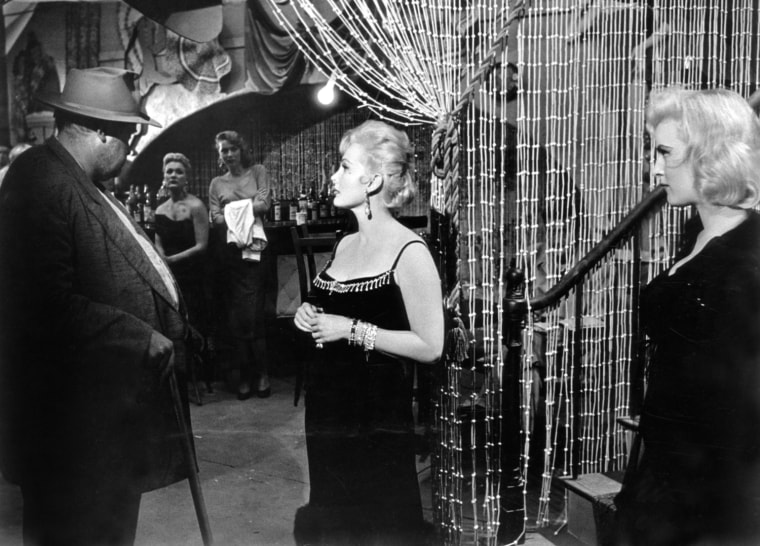 TOUCH OF EVIL, Orson Welles, Zsa Zsa Gabor, 1958