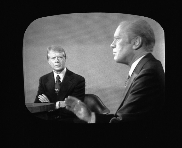 Ford-Carter Televised Debate