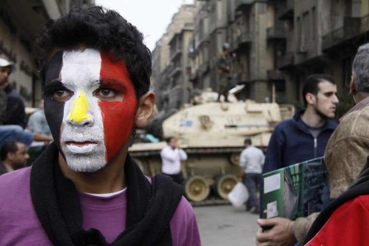Image: Cairo protests