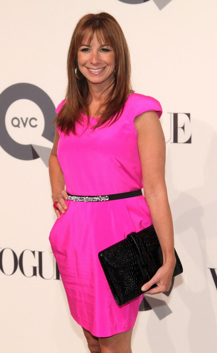 Celebs At The Fashion Week Tents