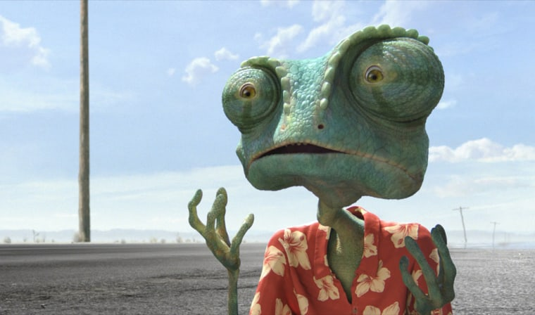 Rango is an upcoming computer-animated comedy film, directed by Gore Verbinski and produced by Graham King. It features the voices of actors Johnny Depp, Isla Fisher, Bill Nighy, Abigail Breslin, Alfred Molina, Harry Dean Stanton, Ray Winstone, Ned Beatty, and Timothy Olyphant.