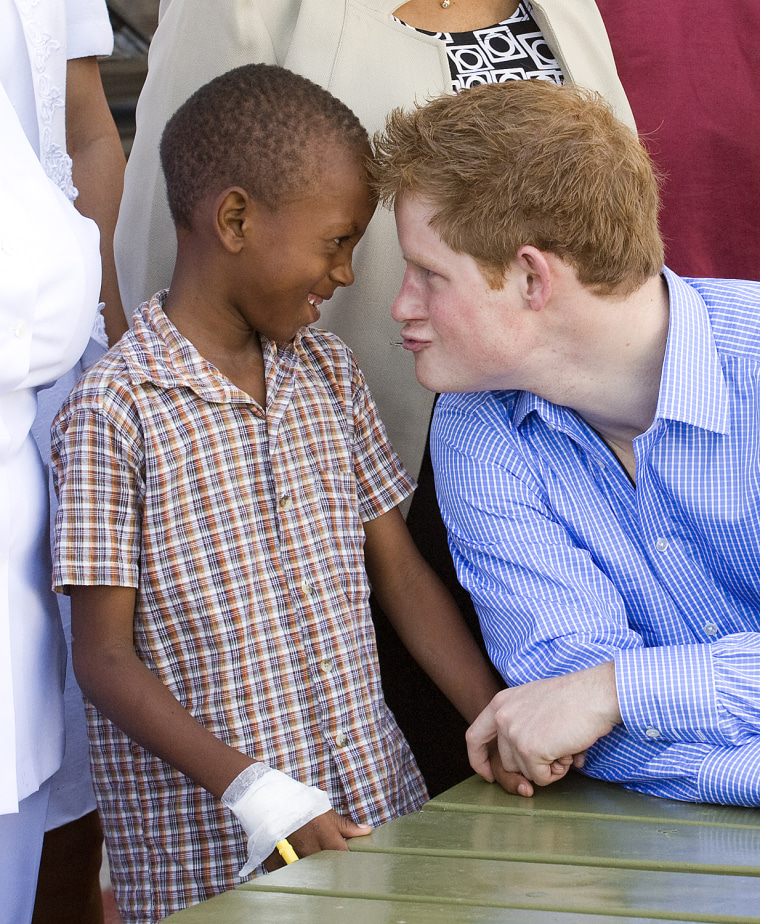 The Life Of Prince Harry