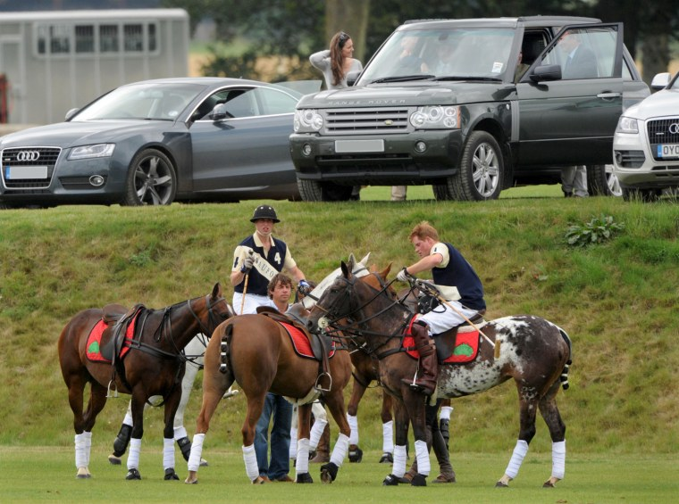 The Chakravarty Cup Polo tournament