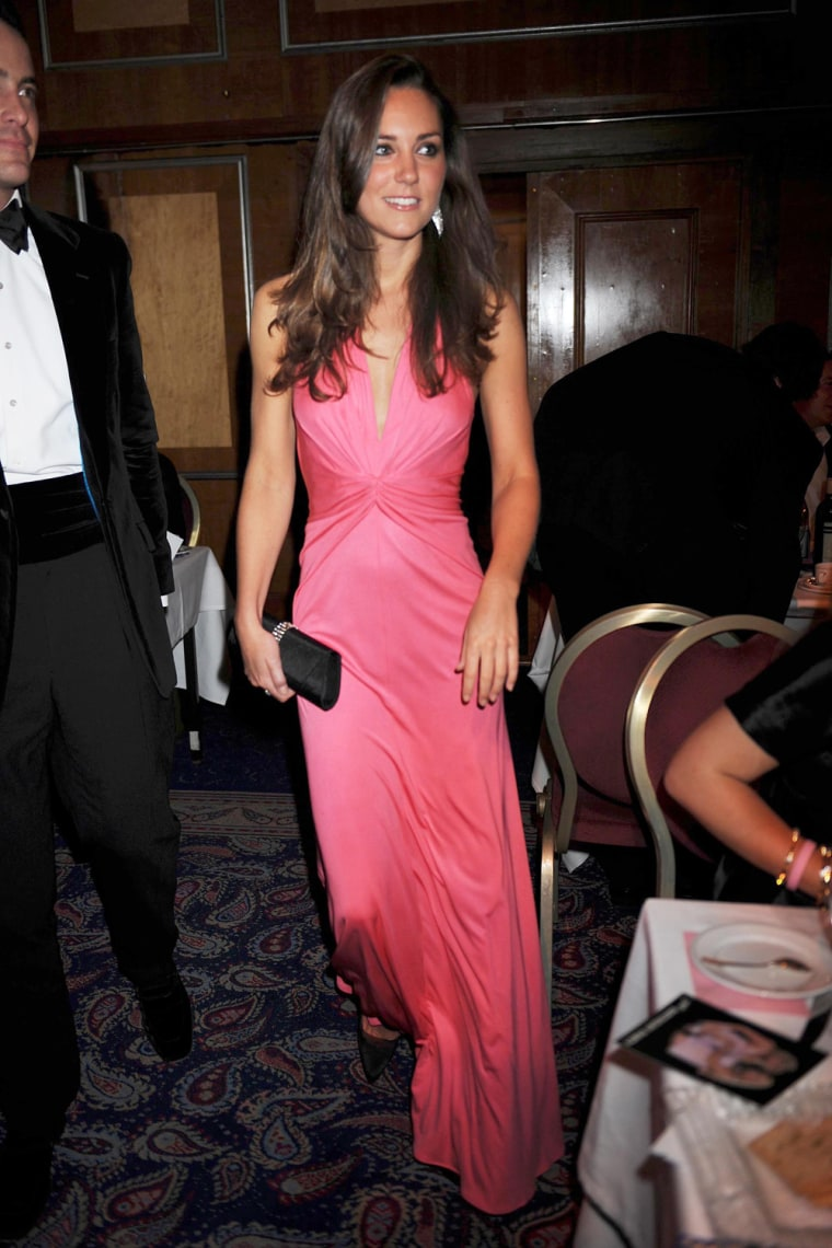 The Boodles Boxing Ball, in aid of Starlight Children's Foundation, Royal Lancaster Hotel, London, Britain - 07 Jun 2008