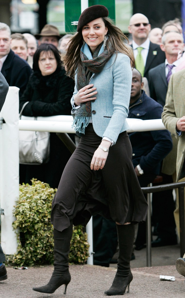 Royals Attend Day Four of Cheltenham Races