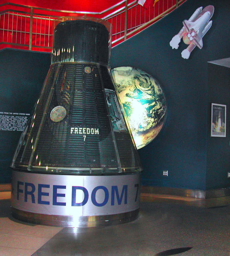 Remembering America's first astronaut